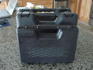 Three Gun Hard Case Storage Boxes w/ Foam Padding