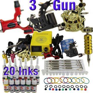 tattoo rotary kit in Tattoo Machines & Guns