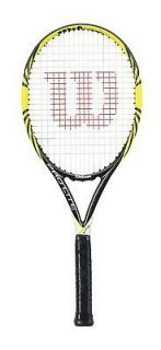 wilson tennis racket in Tennis & Racquet Sports