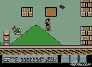 Super Mario Bros. 3 Nintendo, 1990