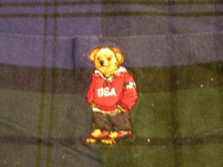 ralph lauren teddy bear shirt in Mens Clothing