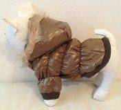 Quilted Puffa Dog Coat New 8 XS TINY Teacup Chihuahua Puppy