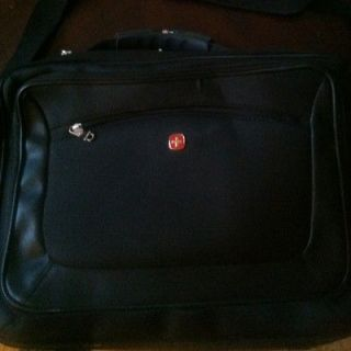 Swiss Army Laptop Computer Bag