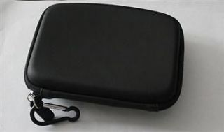 GPS SAT NAV CARRY CASE FOR TOMTOM XL IQ Routes edition Europe +FILM
