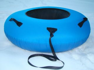 Huge Inner Tube Snow Tube Cover Sled Sledding Snow Tubing Clear Creek