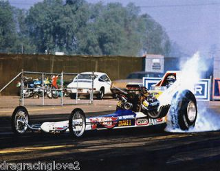 the Snake Prudhomme 1970 Hot Wheels Top Fuel Dragster PHOTO