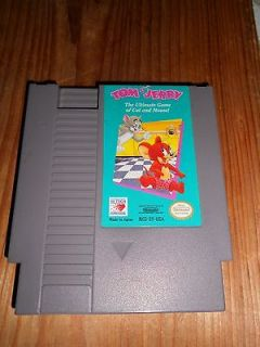 TOM AND JERRY CAT MOUSE NES Nintendo Game System Cleaned and Tested