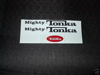 tonka mighty dump truck in Cars, Trucks & Vans