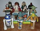 WARS EPISODE I MOVIE PIZZA HUT/TACO BELL/KFC DRINK CUPS/TOPPERS USED