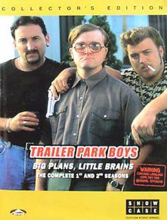 Trailer Park Boys   Seasons 1 2 DVD, 2005, 3 Disc Set