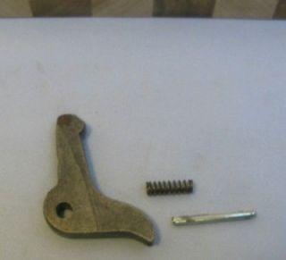 Vintage Cincinnati Tool Hargrave Bar Clamp Dog Repair Kit (INV 5092)