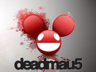 DEADMAU5    Music Video Mix (DVD)   MAU5 HEAD *A MUST HAVE FOR A