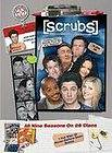 Scrubs The Complete Collection (DVD, 2010, 26 Disc Set, Collectible