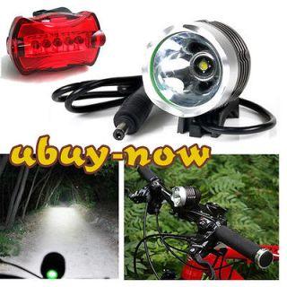CREE XML T6 LED Bicycle bike HeadLight Lamp Flashlight Light Headlamp