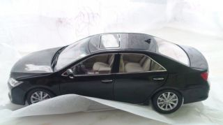 Dealer 1:18,Toyota Camry 2011,BLACK,Free Shipping By Express,NEW