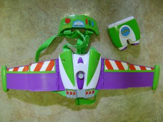 TOY STORY Buzz Lightyear Talk & Sounds Space Wings Jet Pack