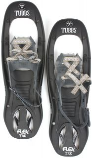 Newly listed TUBBS FLEX TRK Snowshoes Snow Shoe Pair 24 Mens Black
