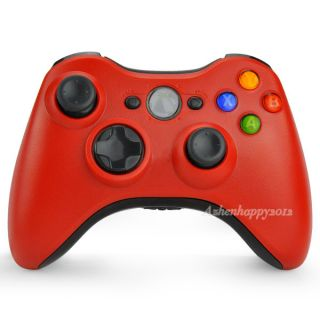 red xbox 360 controller in Controllers & Attachments