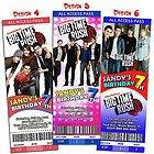 BIG TIME RUSH BTR INVITATION BIRTHDAY PARTY TICKET CUSTOMIZED