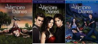 vampire diaries season 3 in DVDs & Blu ray Discs