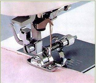 Sewing Machines BLIND HEM FOOT For Brother Toyota NEW SINGER, E&R