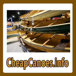 Cheap Canoes.info WEB DOMAIN FOR SALE/OUTDOOR USED WOOD BOAT MARKET