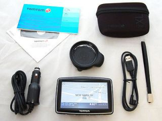 XL 340T Car GPS 4.3 LCD Set USA Canada North America Maps 340S us TTS