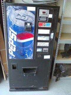 PEPSI SODA vending machine great deal look