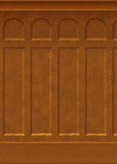 Western Paneling Room Rolls Scene Setter Party Supplies