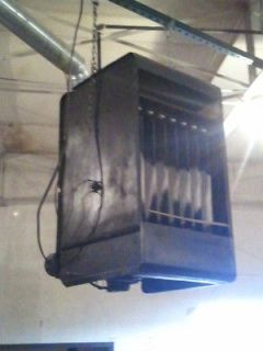 BTU NATURAL GAS HEATER garage, shop, warehouse  Ft. Worth BLOWS HOT