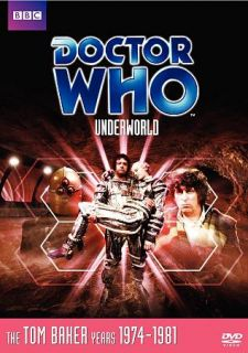 Doctor Who   Underworld DVD, 2010
