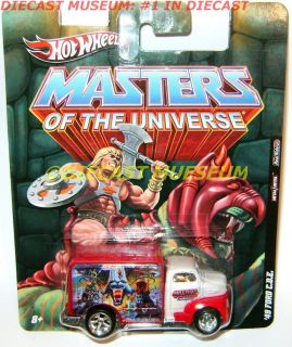 1949 49 FORD C.O.E. COE TRUCK MASTERS OF THE UNIVERSE HOT WHEELS HW