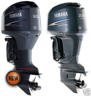 yamaha outboard manual in Boats & Watercraft