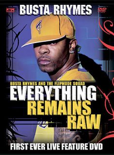 Busta Rhymes   Everything Remains Raw Live In Concert DVD, 2004