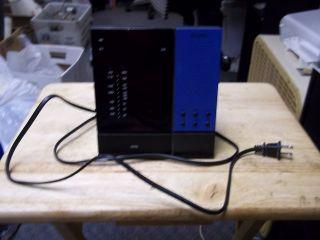 GPX D540 AM/FM DIGITAL ALARM CLOCK RADIO 2 ALARMS SNOOZE BATTERY/AC