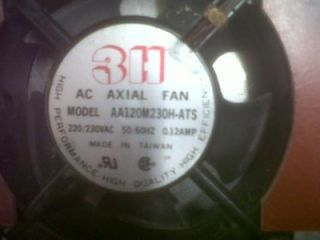 axial fans in Business & Industrial