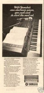yamaha electric piano in Electronic Instruments