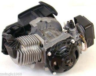 47cc 49cc 2 STROKE ENGINE MOTOR MINI QUAD ROCKET POCKET BIKE BICYCLE