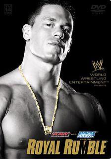 WWE   Royal Rumble 2004 DVD, 2006