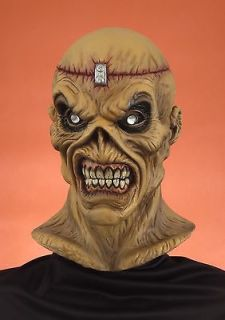 METALHEAD EDDIE IRON MAIDEN MASK ADULT Costume *NEW*