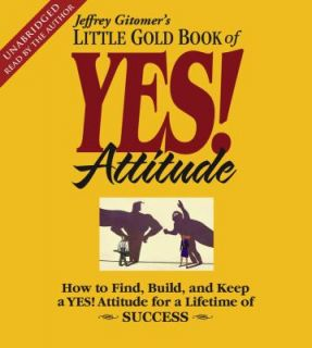Yes Attitude for a Lifetime of Success by Jeffrey Gitomer 2009, CD