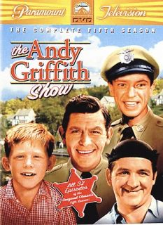 The Andy Griffith Show   The Complete Fifth Season DVD, 2006, 5 Disc