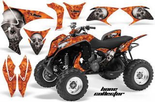 AMR RACING HONDA TRX 700XX GRAPHIC KIT ATV QUAD DECO STICKER 700