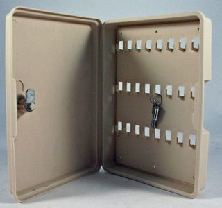 Newly listed NEW 24 KEY locking storage SAFE BOX CAR AUTO WALL MOUNT