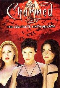 Charmed   The Complete Sixth Season DVD, 2006, 6 Disc Set