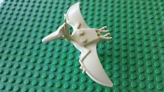 LEGO Animal Dinosaur 5921 TAN PTERODACTYL Pterodon Dino Minifig