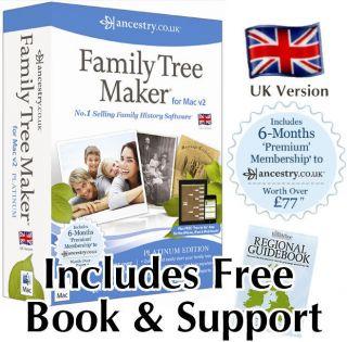 family tree maker 2012 in Hobbies & Leisure