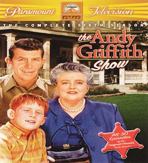 The Andy Griffith Show   The Complete Sixth Season DVD, 2006, 5 Disc