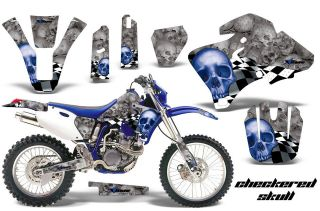 AMR RACING MOTOCROSS GRAPHIC STICKER MX KIT YAMAHA WR 250F 426F 400F