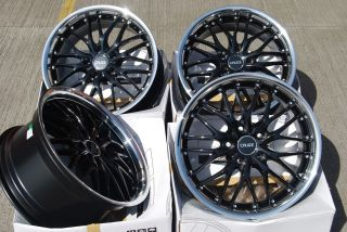 18 MESH 312B ALLOY WHEELS FIT FORD FOCUS MK2 MK3 ST RS